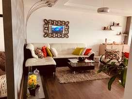 Venta departamento 2 dormitorios, sector Embajada Americana, Jardines de Amagasi