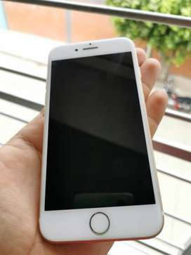 Iphone 128 gb buen estado con huella