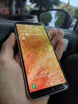Samsung J6 (32gb) impecable
