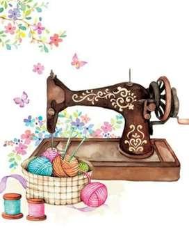 Busco costureras mujeres