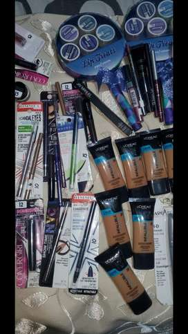 Maquillaje Americano: Maybelline, L'Oreal, Covergirl y Revlon