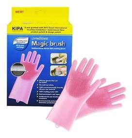 guantes multifuncional para lavar platos