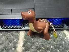 Llavero Dinosaurio con sonido y luz