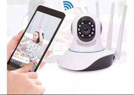 Camara De Seguridad Wifi 8203
