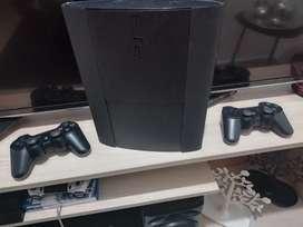 Vendo PS3 500gb