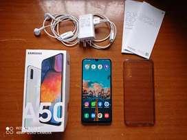 Vendo Samsung A50 de 128GB