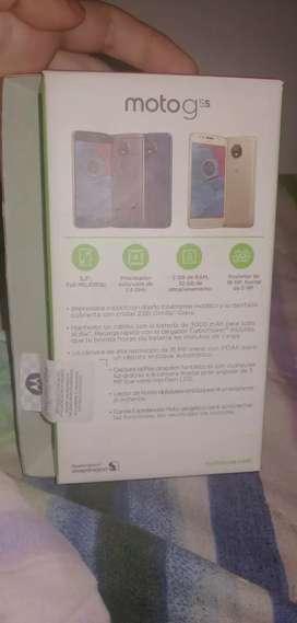 Celular Moto G5s Dual Sim