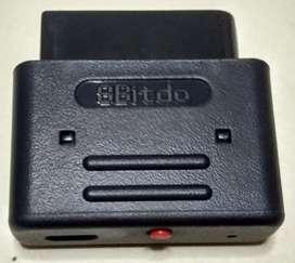 Receptor Inalambrico Bluetooth 8bitdo Para Super Nintendo