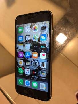 Vendo iphone 6 de 64gb
