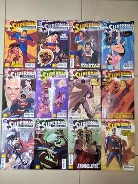 Comics Superman Birthright