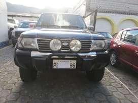 Nissan Patrol GRX M/T 2002 Interauto
