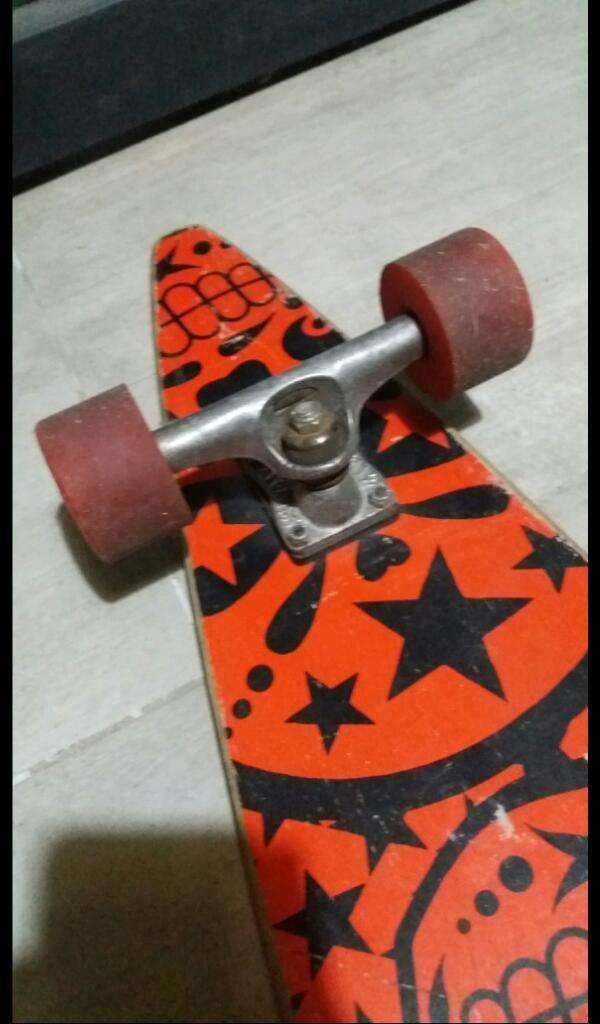 Longboard Poco Uso 0