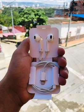 ¡AUDIFONOS PARA IPHONE!