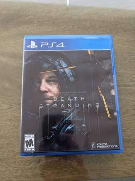Death Stranding PS4 NUEVO