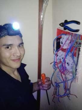 Refrigeración y electricista