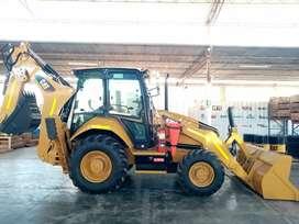 ALQUILER DE RETROEXCAVADORA 420F2 CAT
