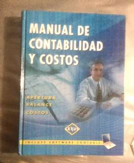 Manual de contabilidad y costos