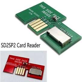 SD2SP2 para GameCube