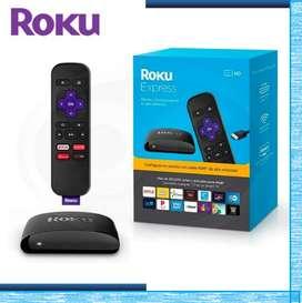 TV BOX ROKU ORIGINALES Y CERTIFICADOS