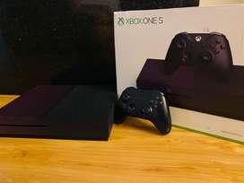 Xbox one s fornite 1 tera con caja