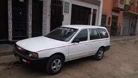 Vendo mi Nissan ad 1997. 8200