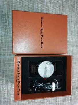 Reloj Polo ORIGINAL / EN CAJA / NUEVO / NEGOCIABLE