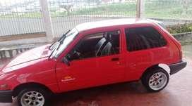Suzuki Forza Año 1991 Rojo