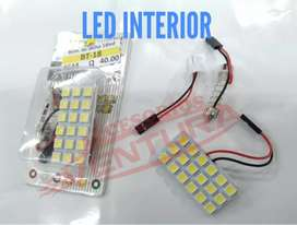 luces de led interior universales,  Q40
