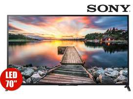 Sony BRAVIA LED de 70 pulgadas 3D - SMART TV