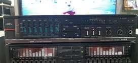 Preamplificador stereo GX-120 AIWA