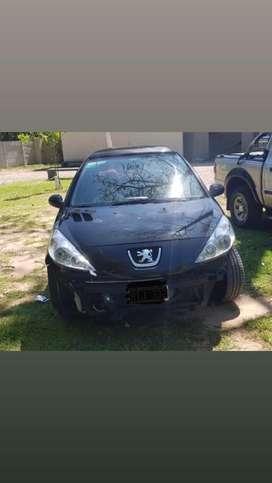 Peugeot 207 full, vendo urgente.