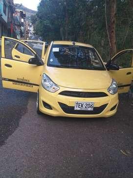 Vendo taxi modelo2013