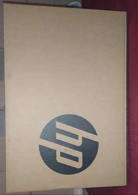 Notebook HP nuevo