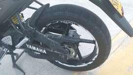 Yamaha fz16, mod 2015 como nueva