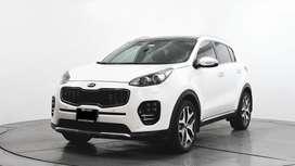KIA Sportage 2017 gasolina