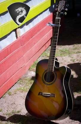 Guitarra Electroacustica Crusader