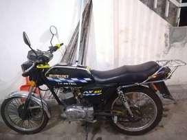 Vendo ax 100 colombiana