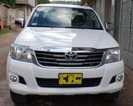 Toyota hilux full 2013