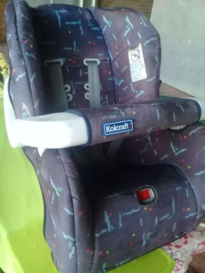 Vendo silla para auto 0