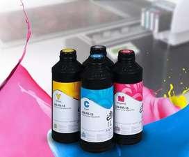Tinta Led Uv Cabezales Epson Marca koreana