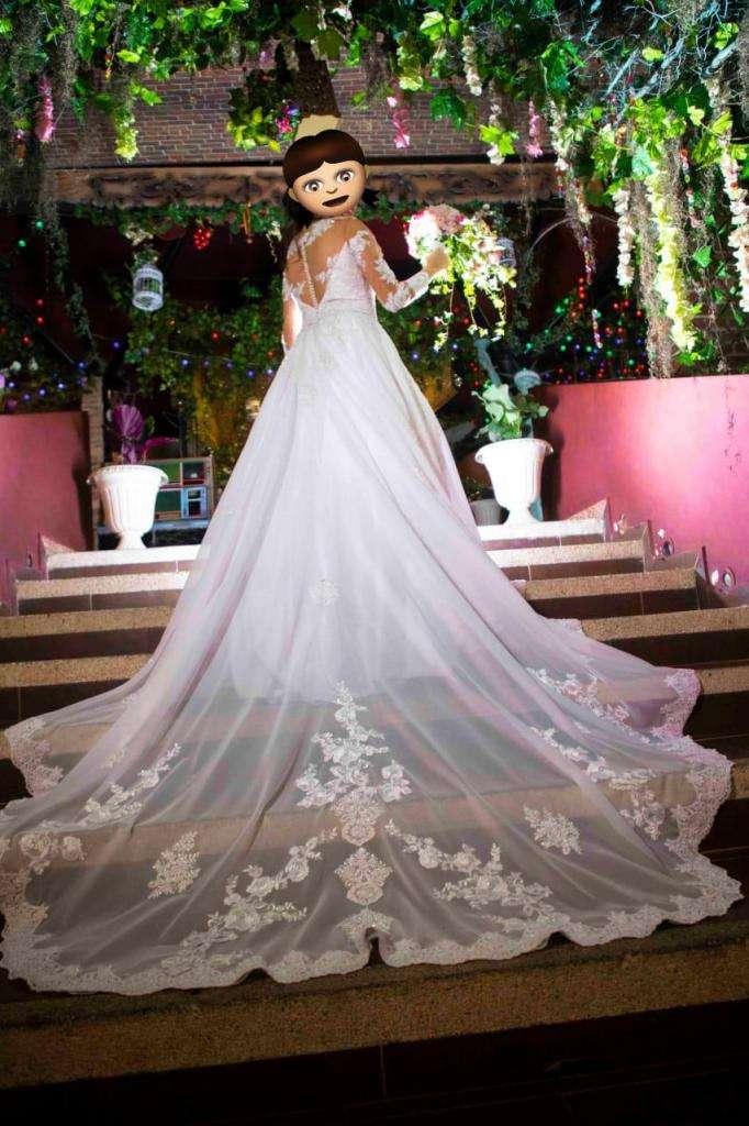 Se vende Vestido de novia 0