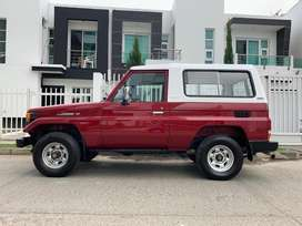 Toyota Land Cruiser Fzj73 1998 Machito