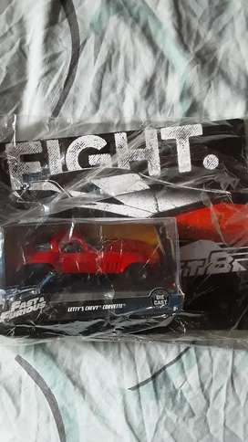 Vendo lo 2 últimos auto de rápido se furiosos colección 1400 pesos cada uno