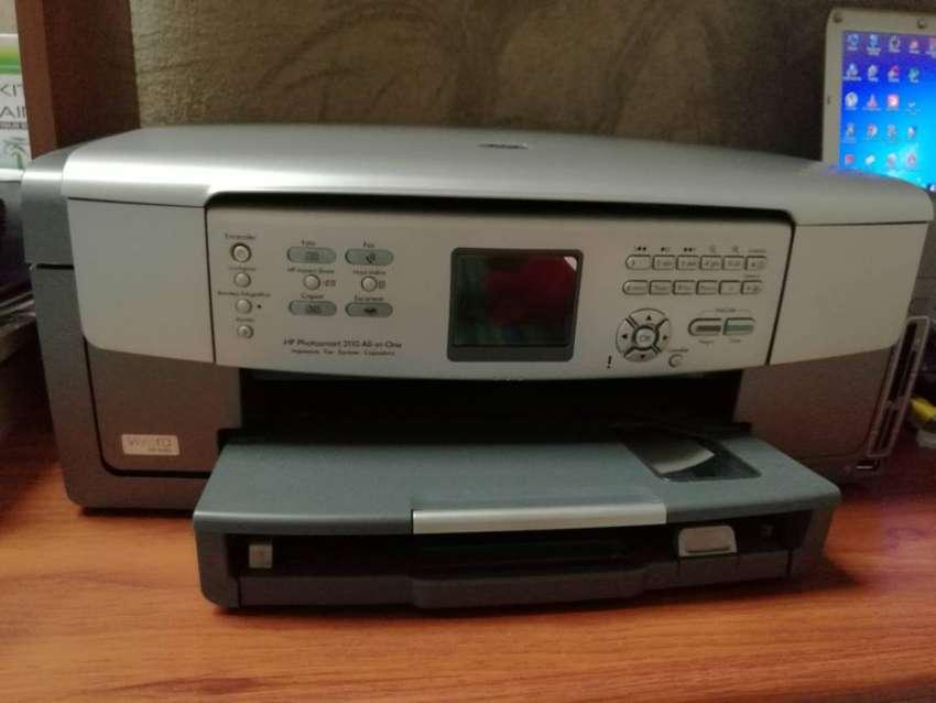 Impresora Multifuncional HP Photosmart 3110 Todo en Uno 0