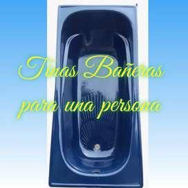 Bañera para una persona