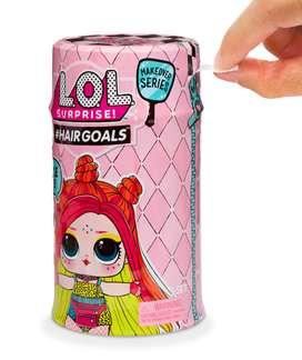 Muñeca Lol Surprise L.o.l. Hair Goals Serie 2