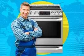 Reparación de estufa a domicilio