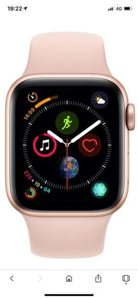 iWatch 4 40Mm Gold Gps