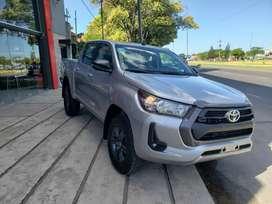 Toyota Hilux sr 4x4 2.8 2021