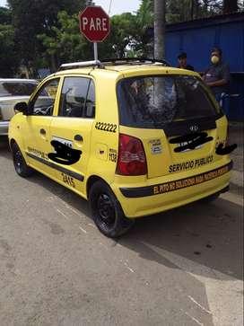 Taxi HYUNDAI 2011 Ganga